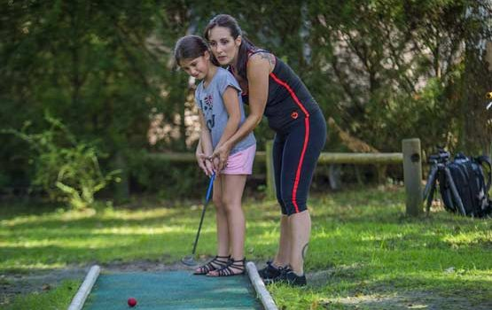 Mini Golf en Gironde