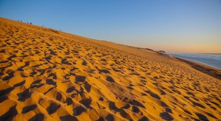 Se divertir à la dune du pyla