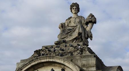 Statue Bordeaux