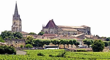 Ville de Saint Émilion