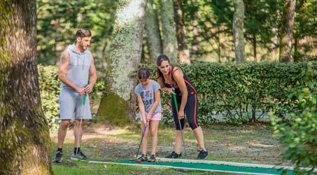activité en famille camping arcachon