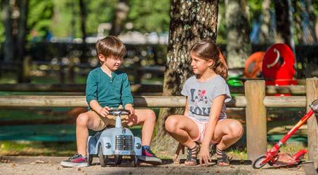 camping club enfant sea green arcachon