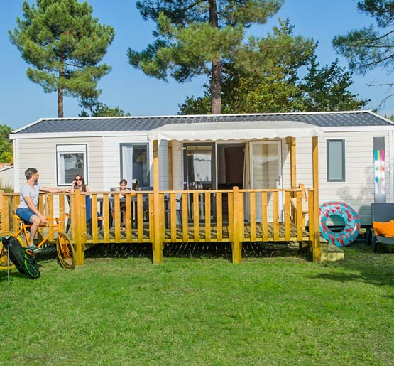 camping location 2 chambres cottage arcachon