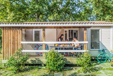 camping location chalet 2 chambres arcachon