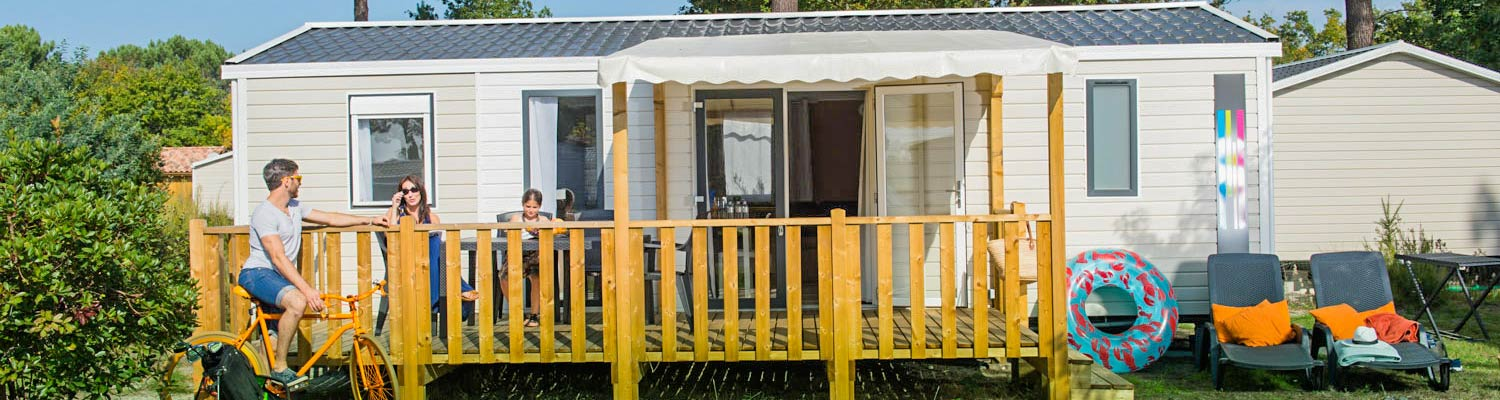 camping location cottage 2 chambres arcachon