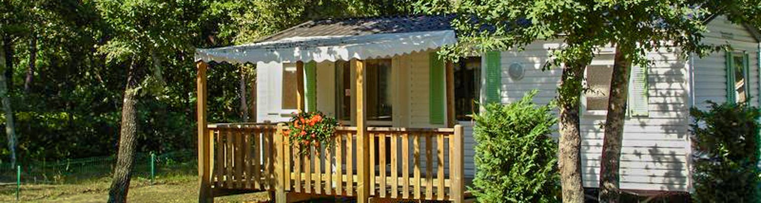 camping location cottage 4p arcachon
