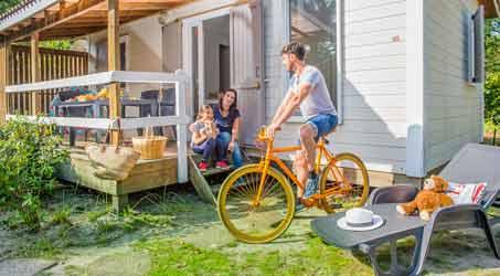 Faire du vélo en Gironde