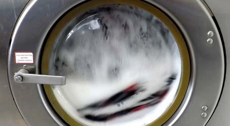 laverie automatique camping arcachon