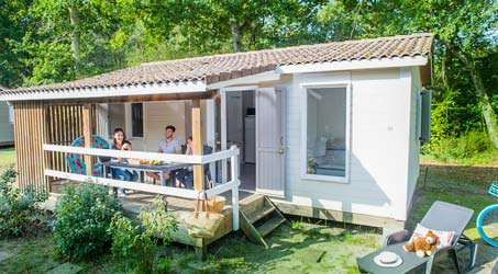 location camping privilège sea green arcachon
