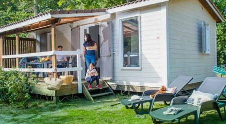 location mobil-home 3 chambres gironde