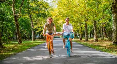 Louer des vélos en Gironde