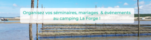 camping pour seminaire