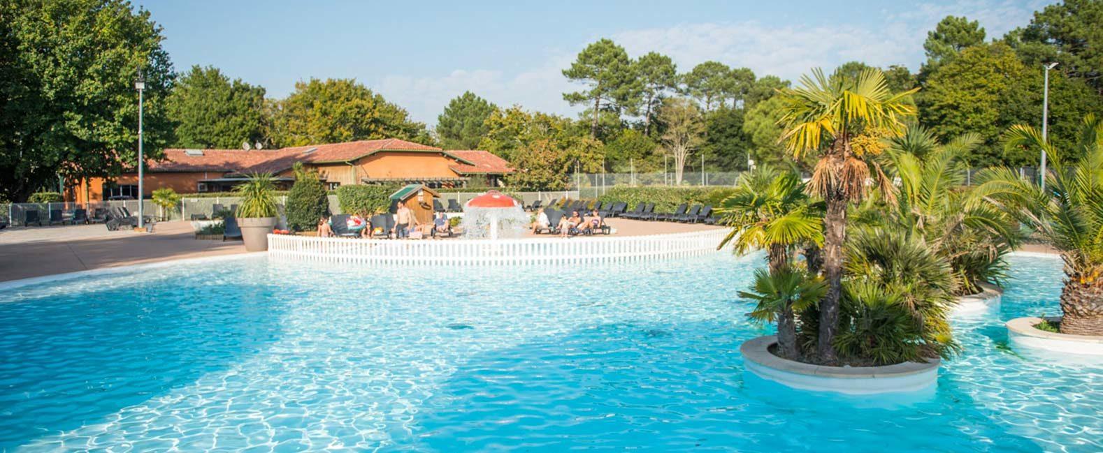 vacances piscine domaine de la forge