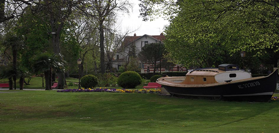 parc mauresque arcachon