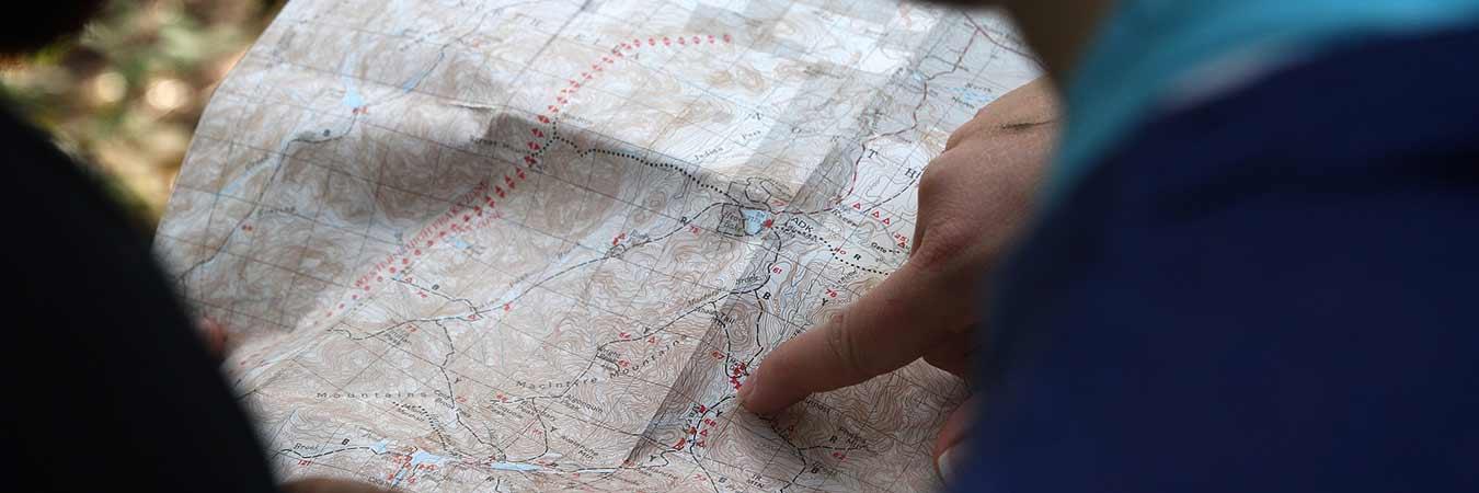 plan détaillé Arcachon